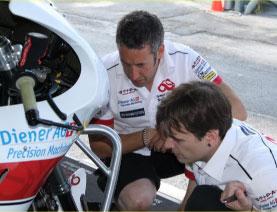 Race Pace - Suspension Technology